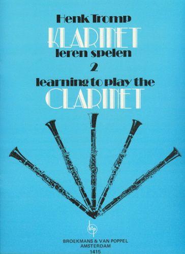 Klarinet leren spelen 2