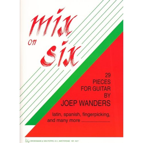 Mix on Six - Joep Wanders