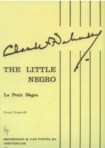 Claude Debussy - The little negro