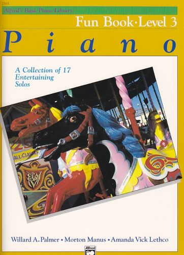 Alfred's Basic Piano Fun Book 3