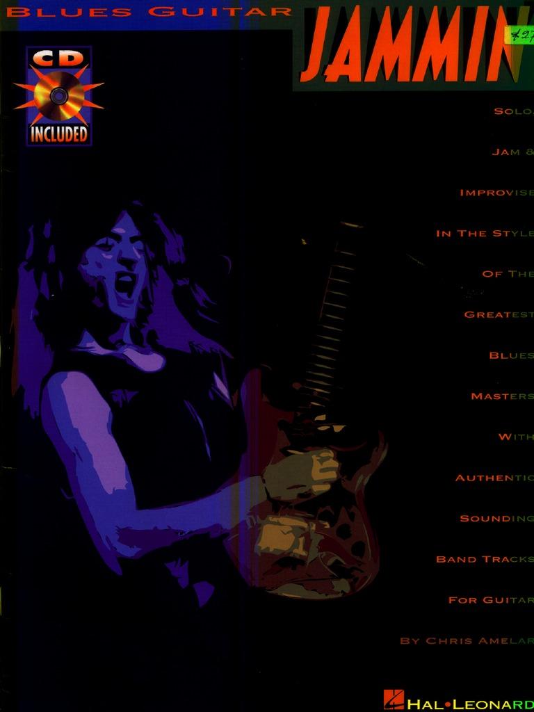 Blues Guitar Jammin' laatste exemplaar