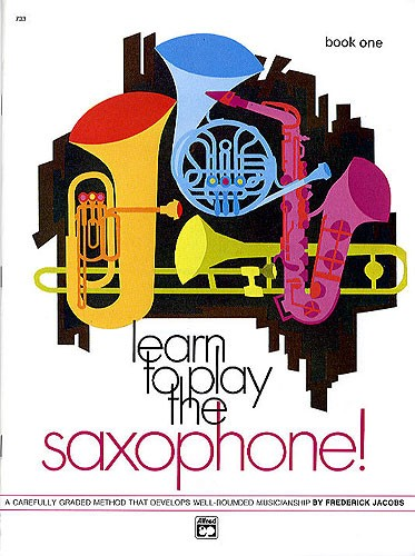 Learn to play the saxophone!