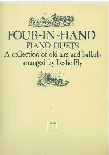 Four in Hands Piano duets