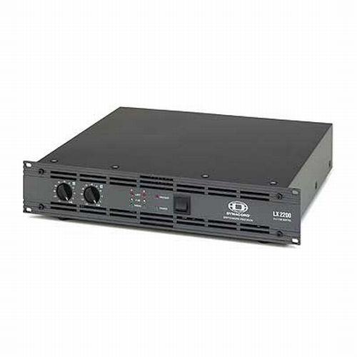 Dynacord LX 2200 versterker