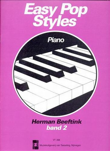 Easy Pop Styles 2 Piano