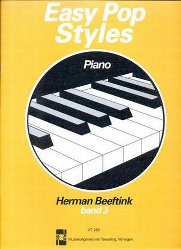 Easy Pop Styles 3 Piano