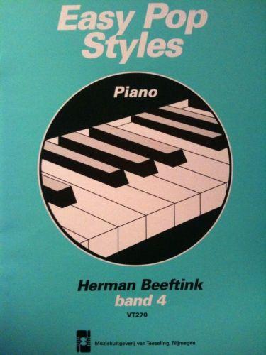 Easy Pop Styles 4 Piano