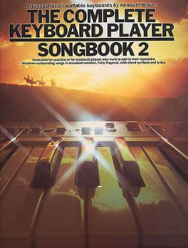 The Complete Keyboard Player - songbook 2