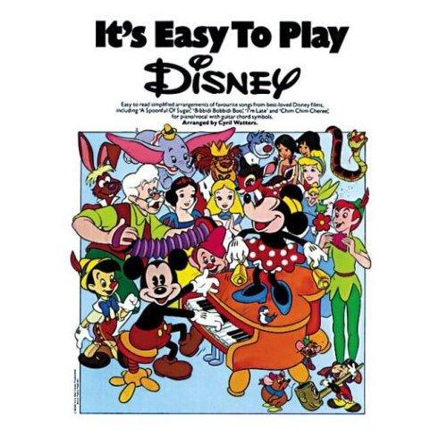 It's easy to play Disney