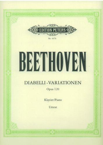 Beethoven - Diabelli Variationen Op.120