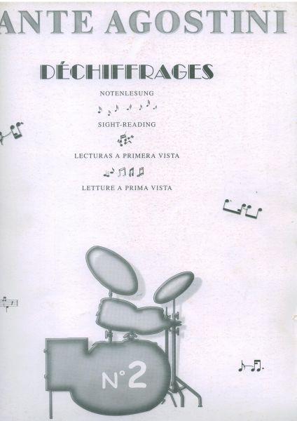 Dante Agostini Dechiffrages 2
