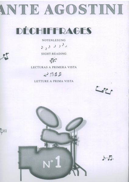 Dante Agostini Dechiffrages 1