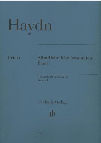 Haydn Samtliche Klaviersonaten Band 1