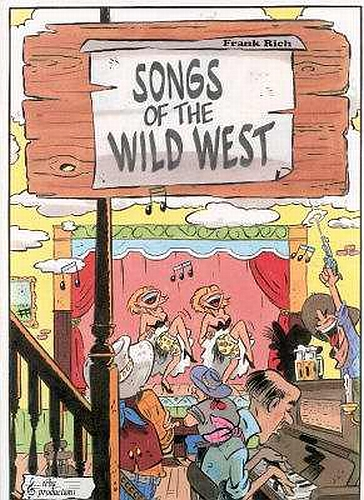 Songs of the wild west - Frank Rich