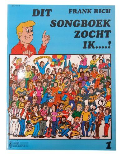 Dit songboek zocht ik 1