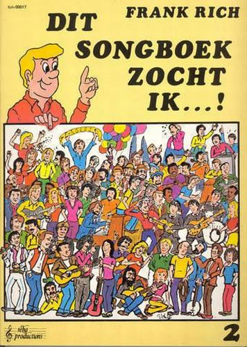Dit songboek zocht ik 2