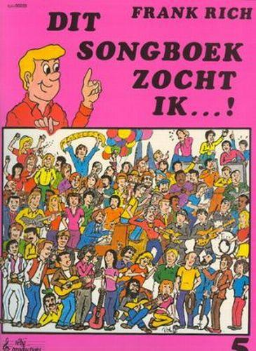 Dit songboek zocht ik 5