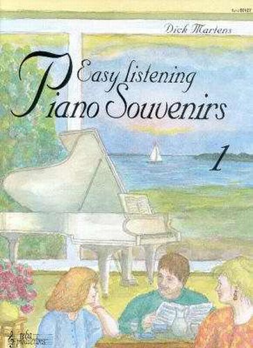 Easy listening Piano Souvenirs 1