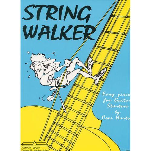 Stringwalker - Cees Hartog