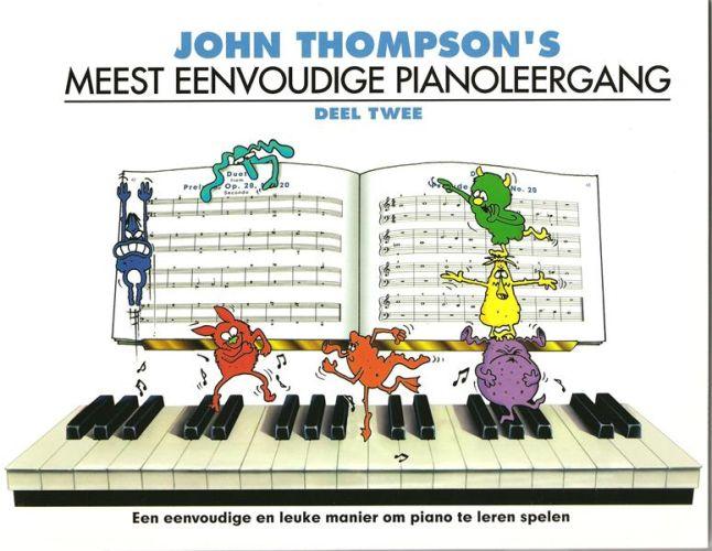 Meest eenvoudige pianoleergang 2