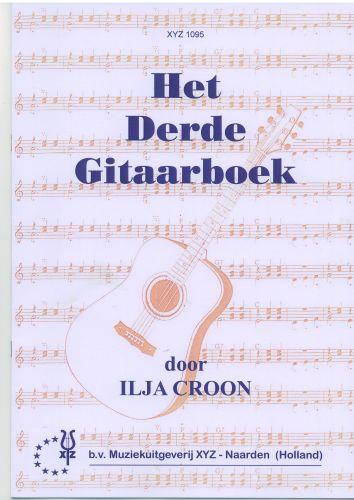Het Derde Gitaarboek - Ilja Croon