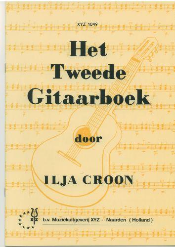 Het Tweede Gitaarboek - Ilja Croon