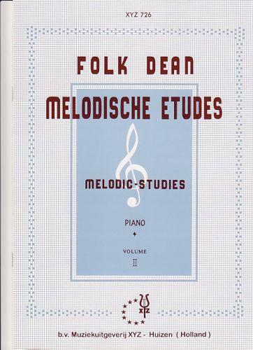 Melodische Etudes 2