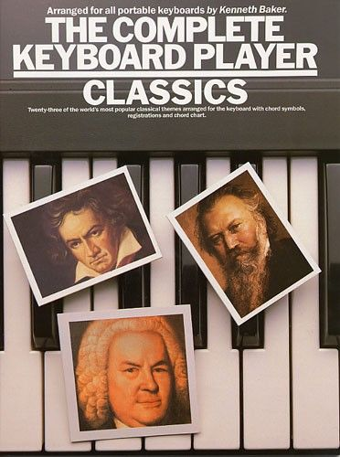 The Complete Keyboard Player - Classics
