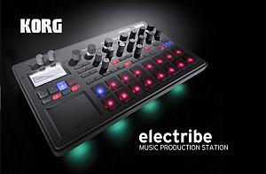 KORG Electribe 2 music production station