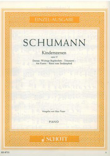 Schumann kinderszenen Opus 15