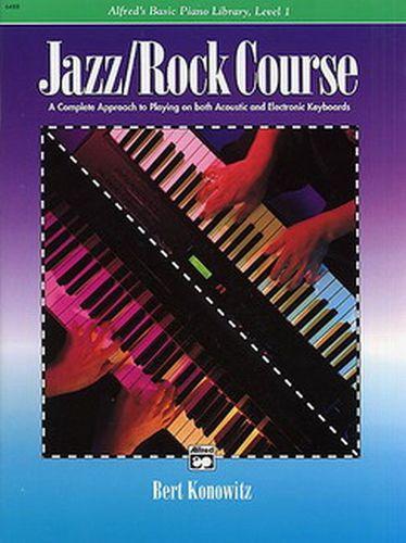 Jazz/Rock Course Level 1