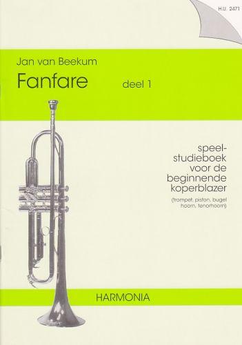 Fanfare 1 - Jan van Beekum