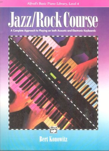 Jazz/Rock Course Level 4