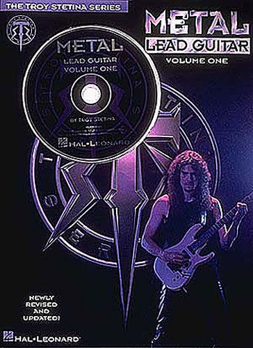 Hal Leonard Metal Lead Guitar vol. 1 +cd