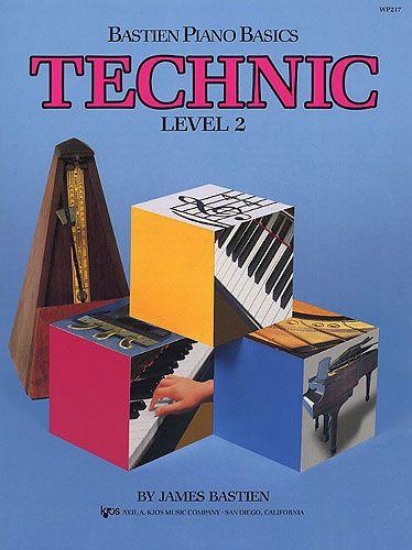 Technic Piano Basics 2