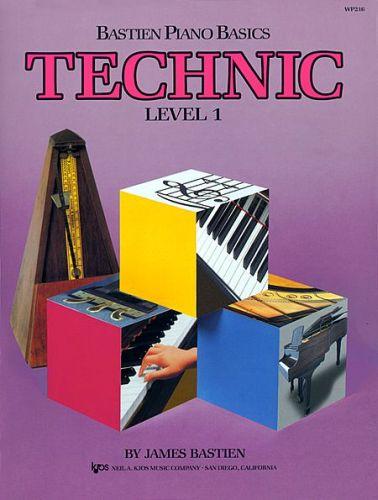Technic Piano Basics 1