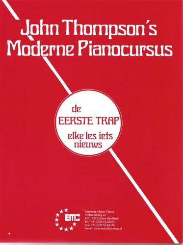 Moderne pianocursus 1