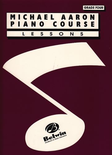 Piano course lessons 4
