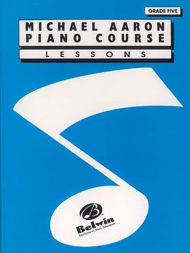 Piano course lessons 5
