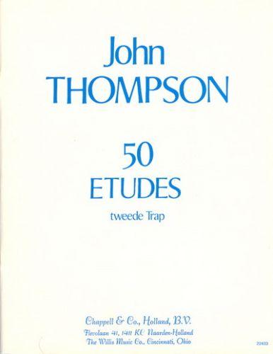 Etudes (50) Tweede Trap
