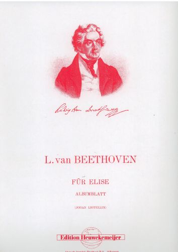 L. van Beethoven fur Elise albumblatt