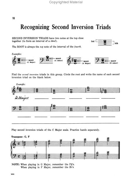 Piano Lessons Level 4 - James Bastien