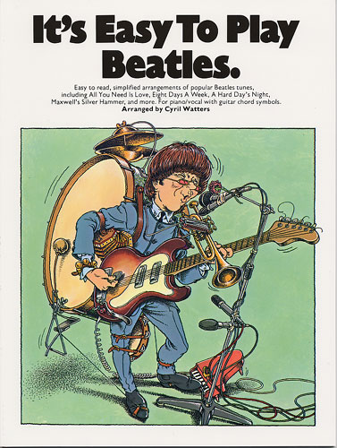 It's easy to play Beatles
