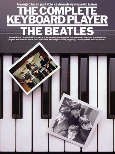 The Complete Keyboard Player - The Beatles