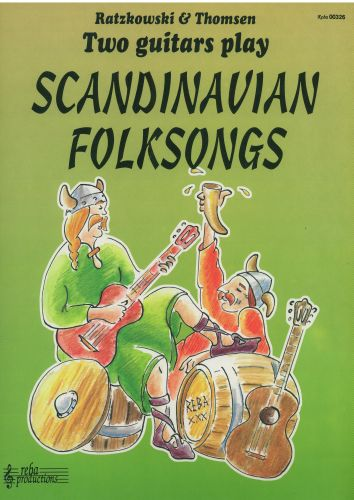 Two guitars play Scandinavian Folksongs