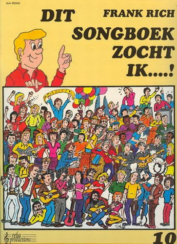 Dit songboek zocht ik 10