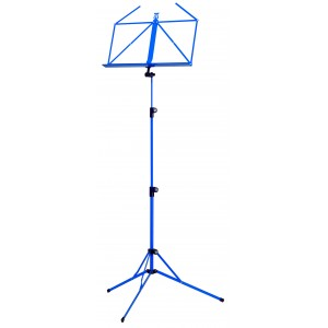 K&M 100/5 Muziekstandaard Blauw
