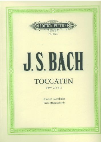 J.S. Bach Toccaten