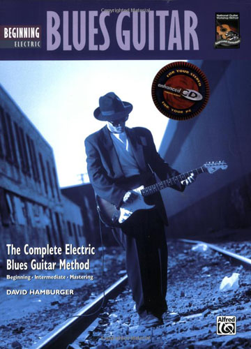 Beginning Blues Guitar +dvd