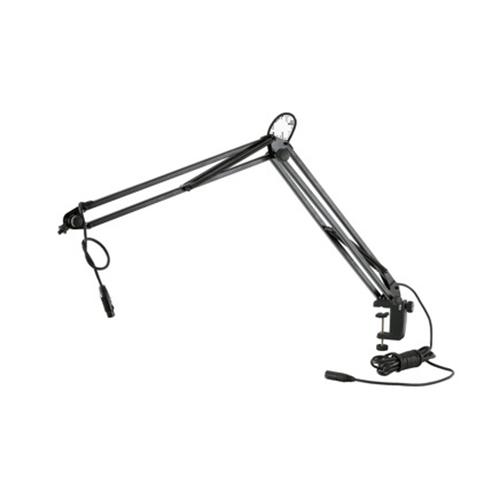 K&M Microfoon Arm 23850-Zwart
